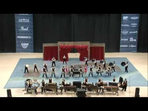 Pioneer indoor drumline 2012prelims.mp4