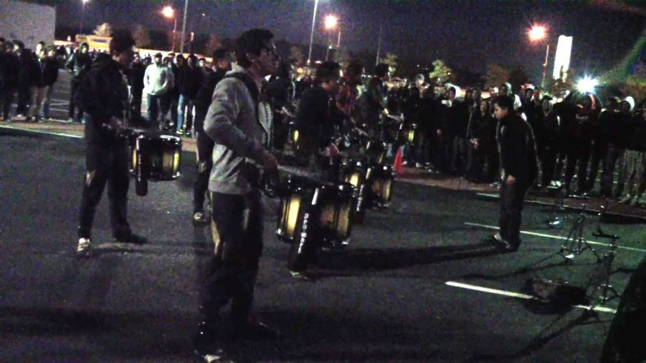 RCC 2012 Drumline Snare Break