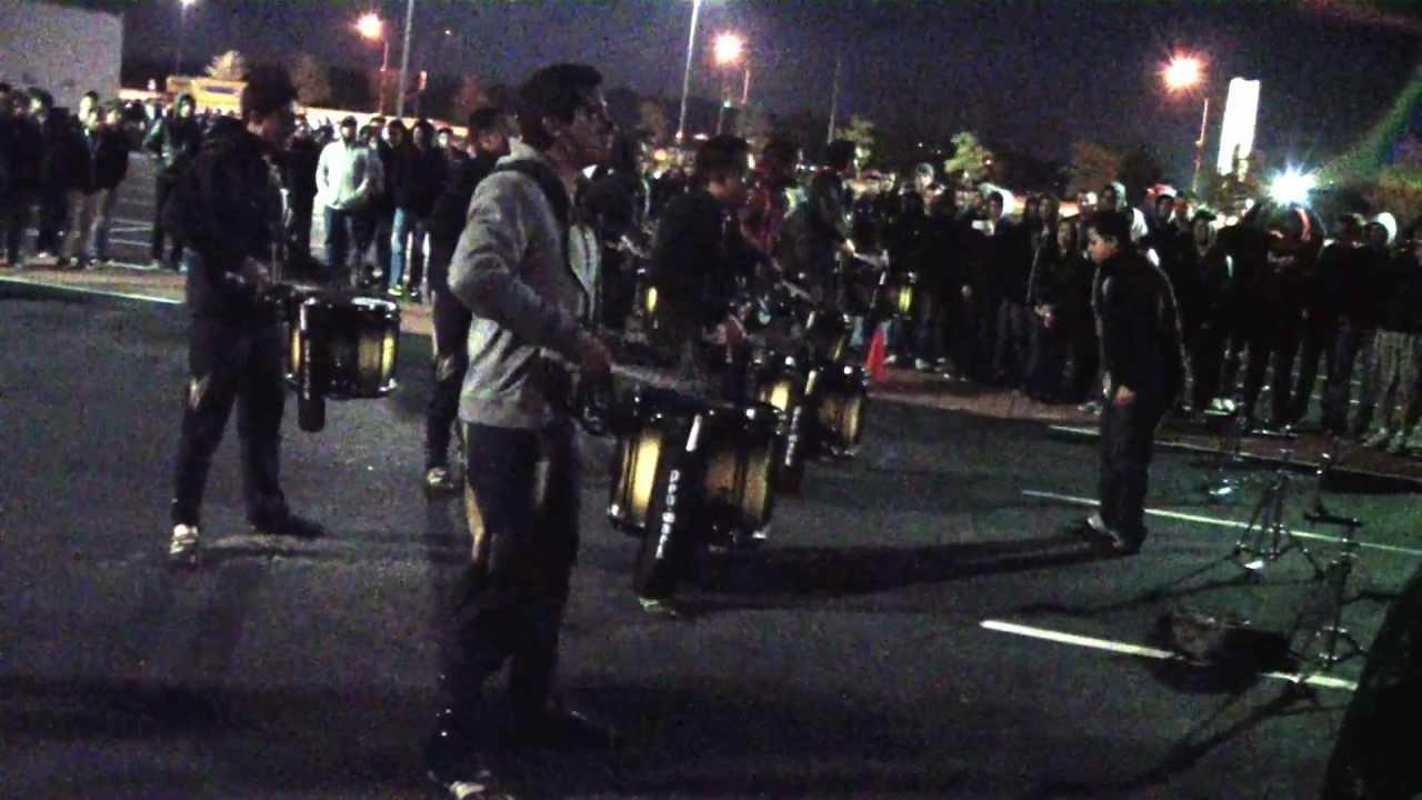 RCC 2012 Drumline Snare Break