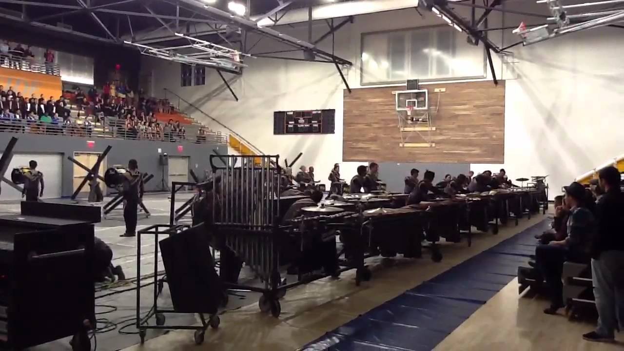 RCC Drumline 2012