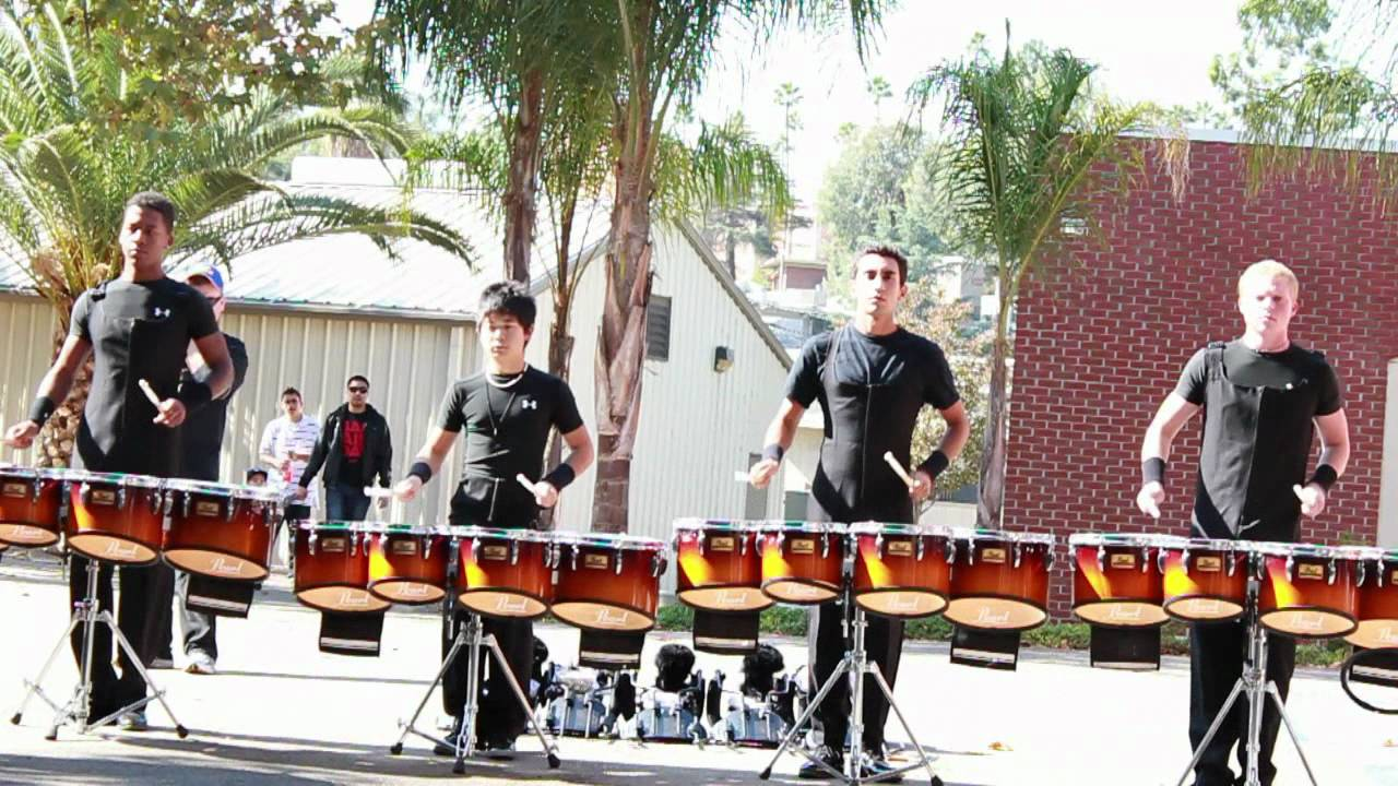 RCC Fall 2011 Drumline Day lot Opener