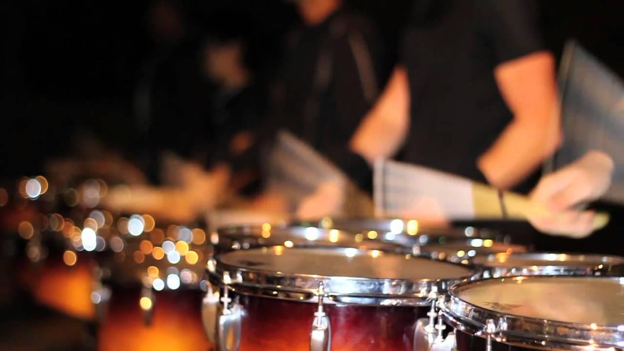 RCC Fall 2011 drumline exercise #1