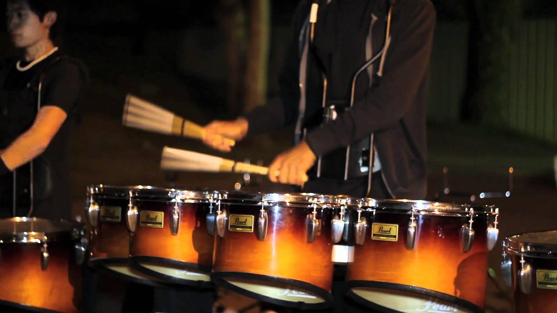 RCC Fall 2011 drumline opener