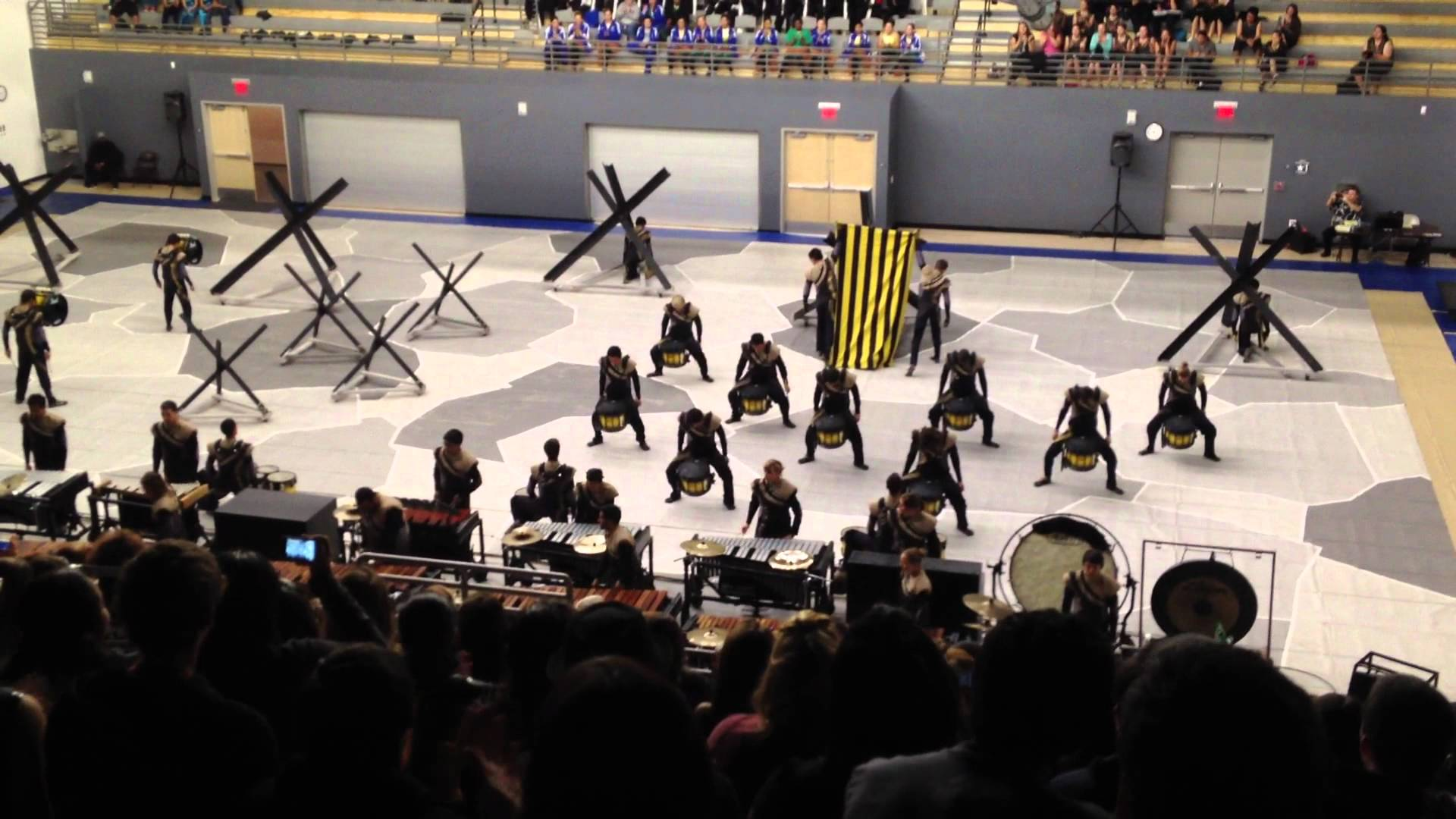 RCC Winter Drumline 2012.MOV
