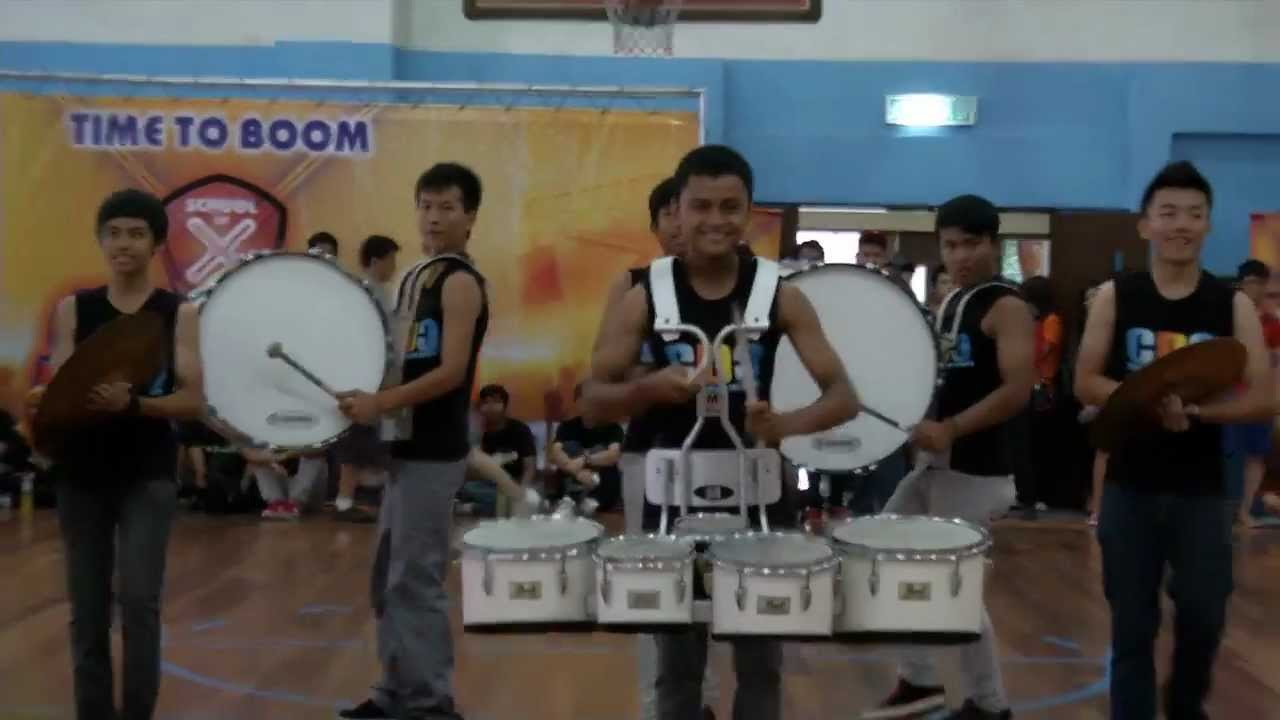 SOX 2012 Central Region Heats Finalist (Drums) – Cochraneans Drum Corps