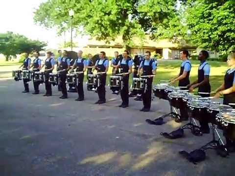 Spirit of Atlanta Drumline 2012