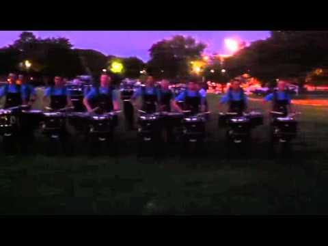 Spirit of Atlanta Drumline 2012