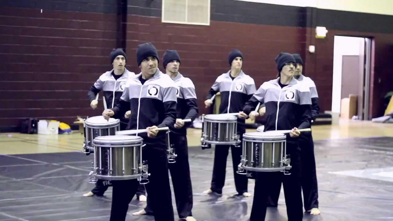 Texas State Indoor Percussion/2012 WGI Show Disruption of Balance