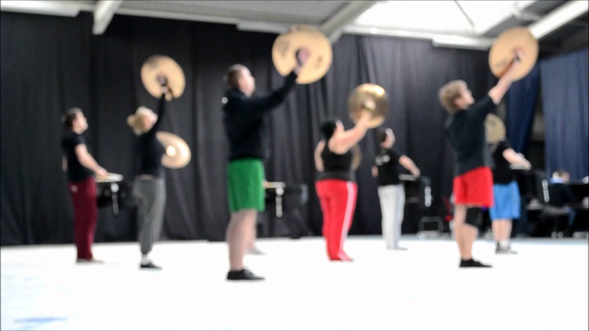 THE COMPANY 2012 Winter Percussion PROGRESS