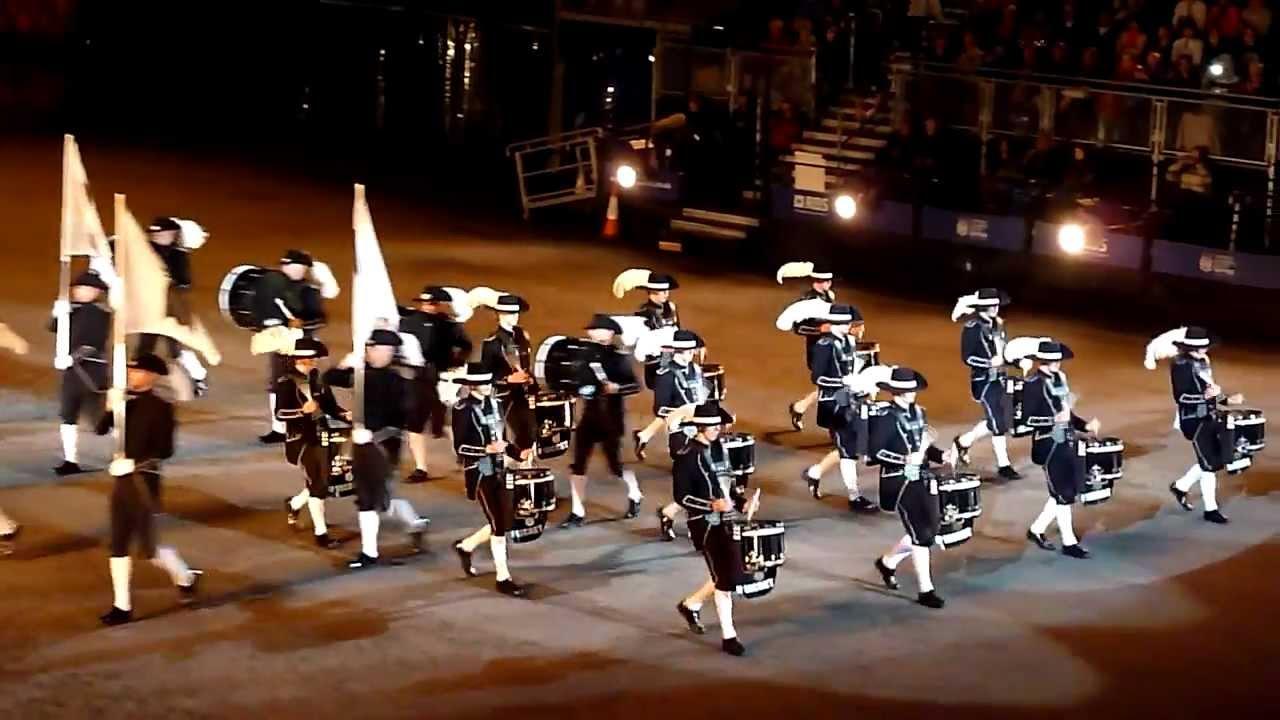 Top Secret Drum Corps – 21/08/2012