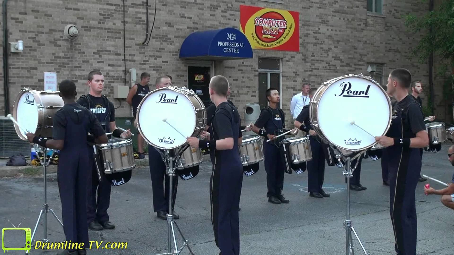Troopers Drumline 2012 – Pageant of Drums Show – Michigan City, Indiana 6-30-2012