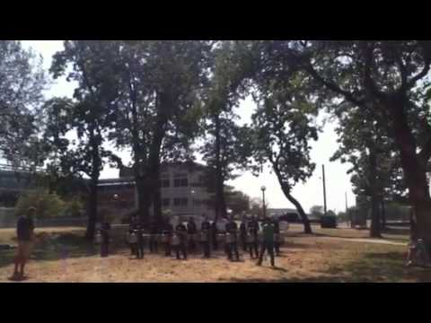 Troopers Drumline DCI prelims 2012