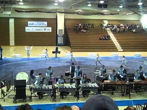 UDHS Indoor Drumline 2012