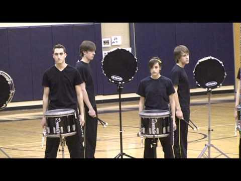 Unionville High School Winter Drumline 2012