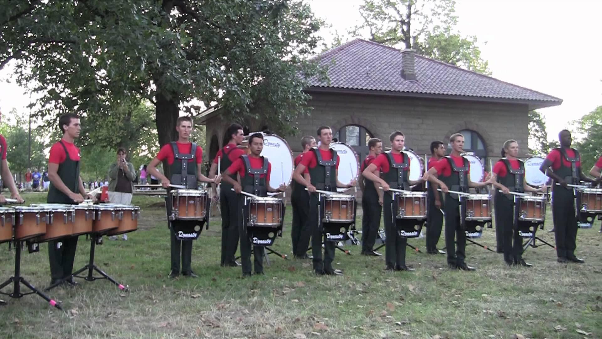 Vanguard Drumline 2012 – Feature