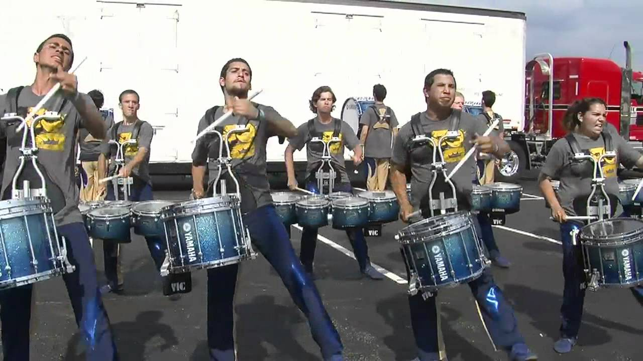 "WGI 2012 Championships Pulse Percussion: Vic Firth ""Short Take"""