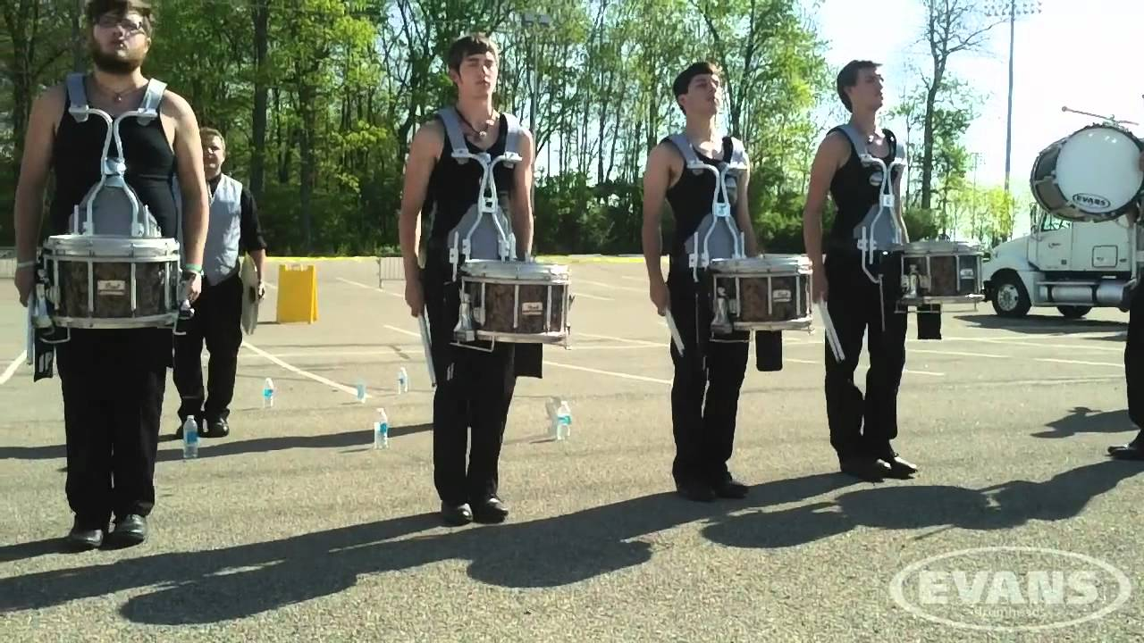 WGI 2012 | In the Lot – Chattanooga Independent