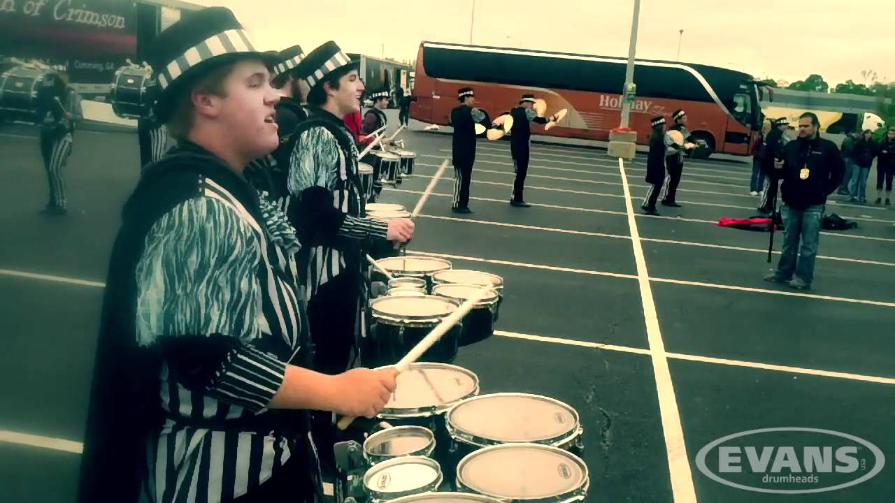 WGI 2012 | In the Lot (FINALS) – Forsyth Central High School