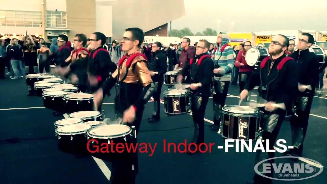 WGI 2012 | In the Lot (FINALS) – Gateway Indoor