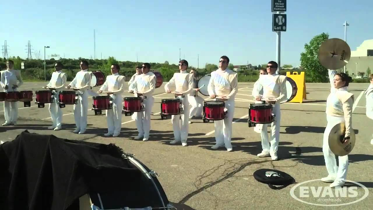 WGI 2012 | In the Lot – Marcato Independent