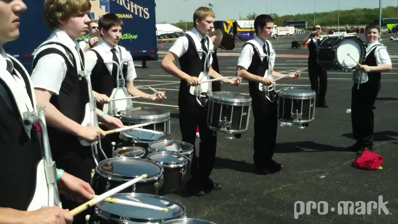 WGI 2012 | In the Lot – Norwell High School