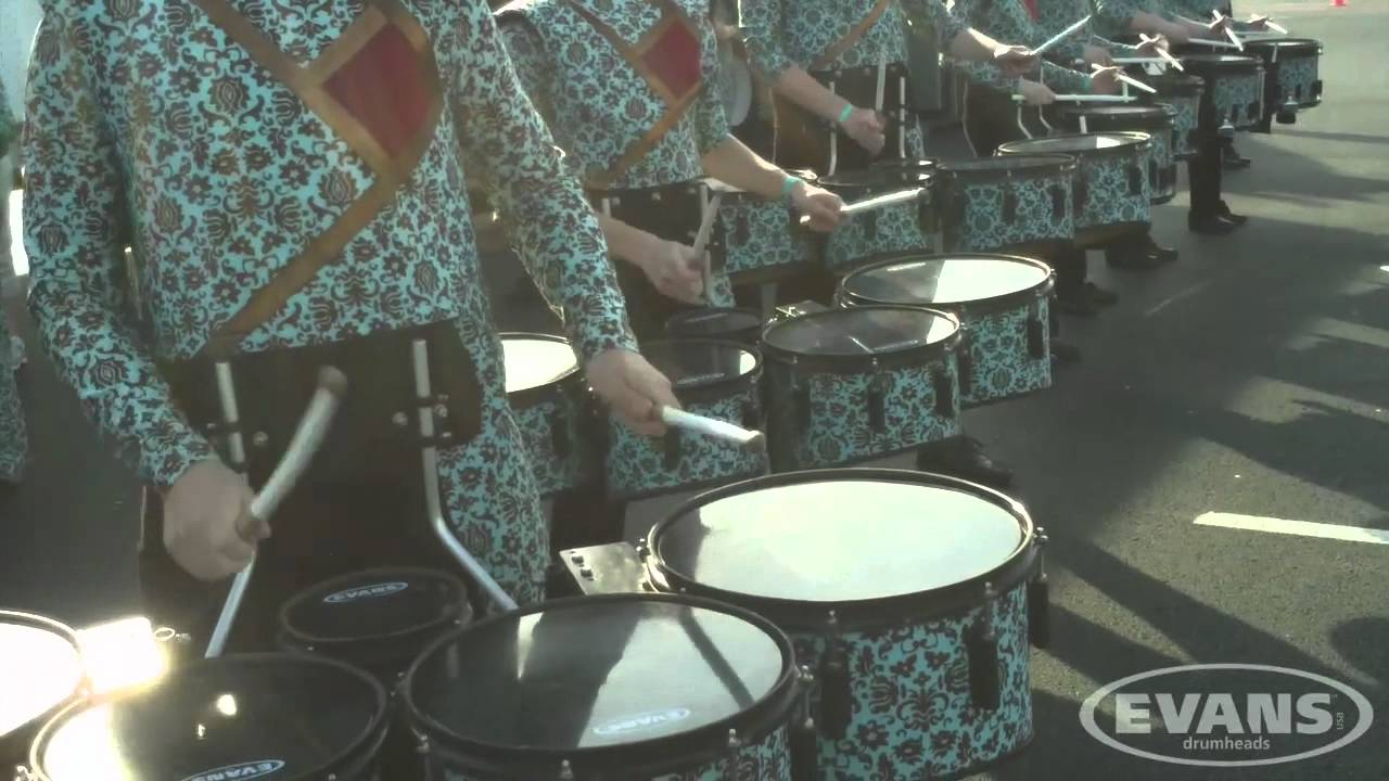 WGI 2012 | In the Lot – Plainfield High School