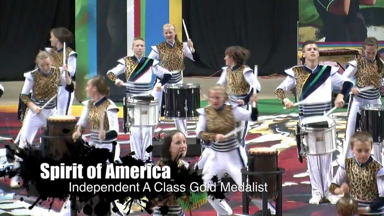 "WGI 2012 World Championships: ""A"" Class Highlights"