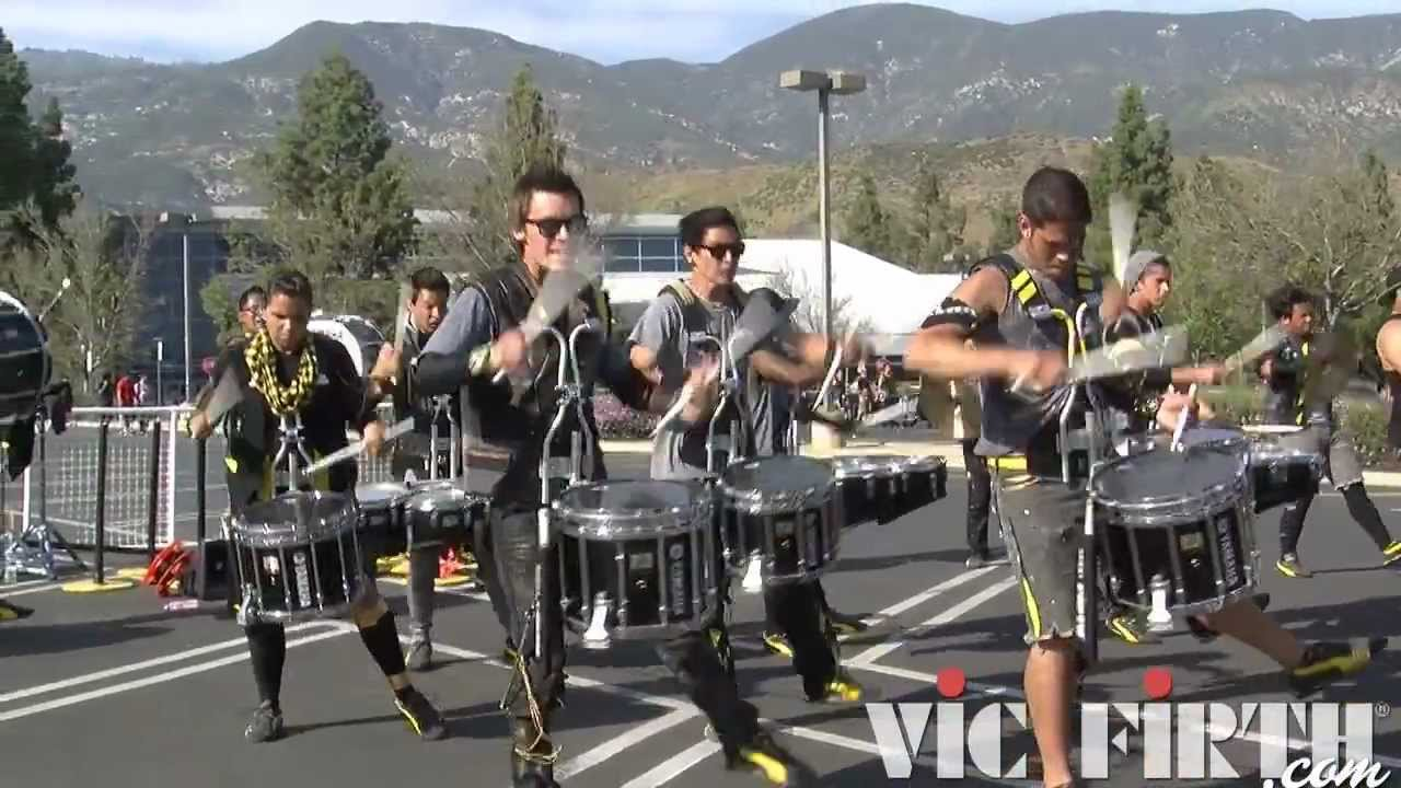 WGI 2013 In the Lot: Pulse Percussion