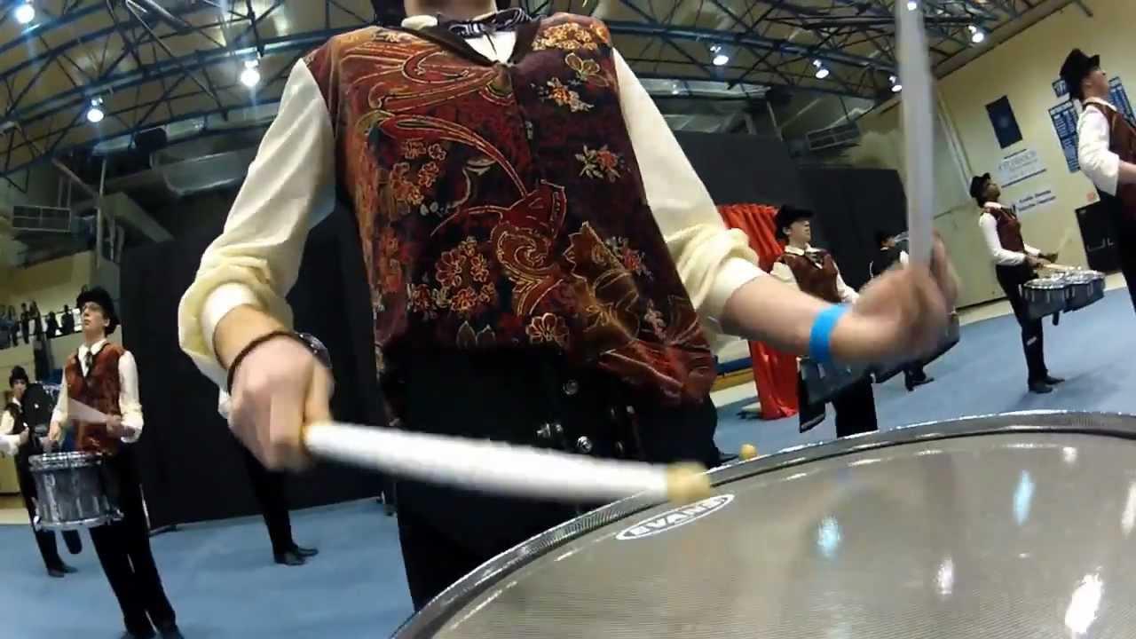WGI DrumCam – Indianapolis Regional