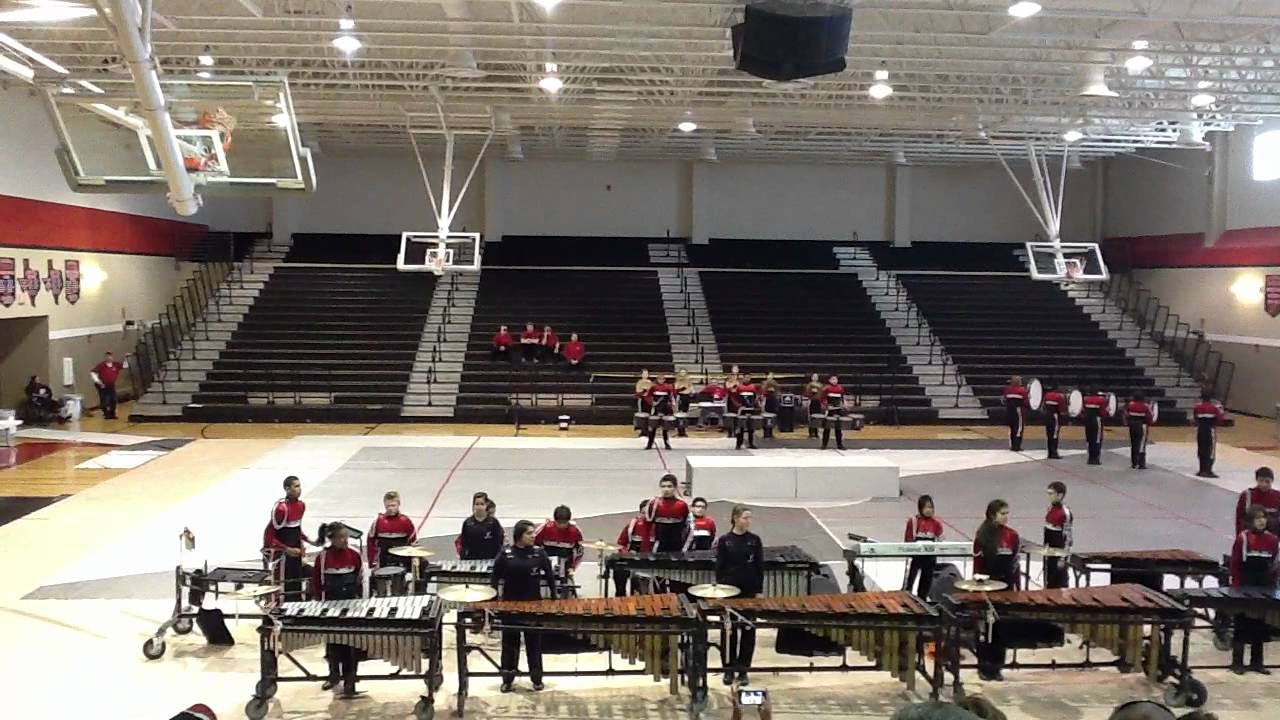 William Howard Taft Indoor Drumline 2012