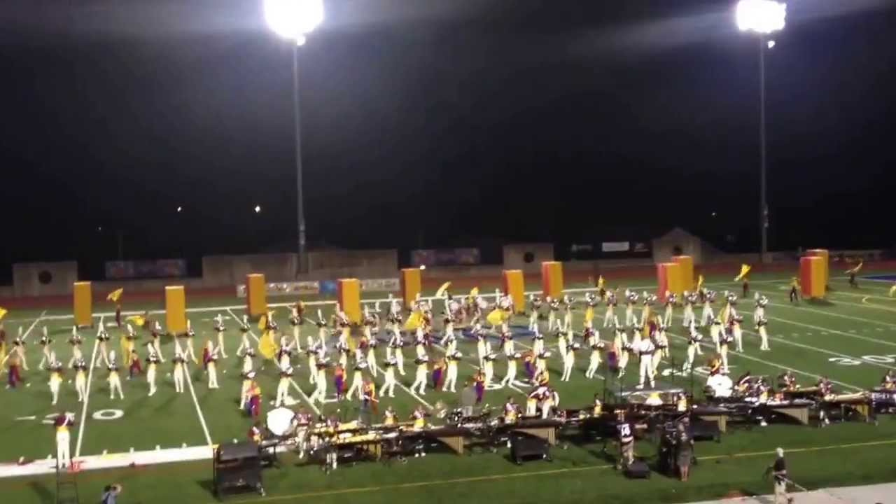 Cadets 2013 Closer DCI Allentown