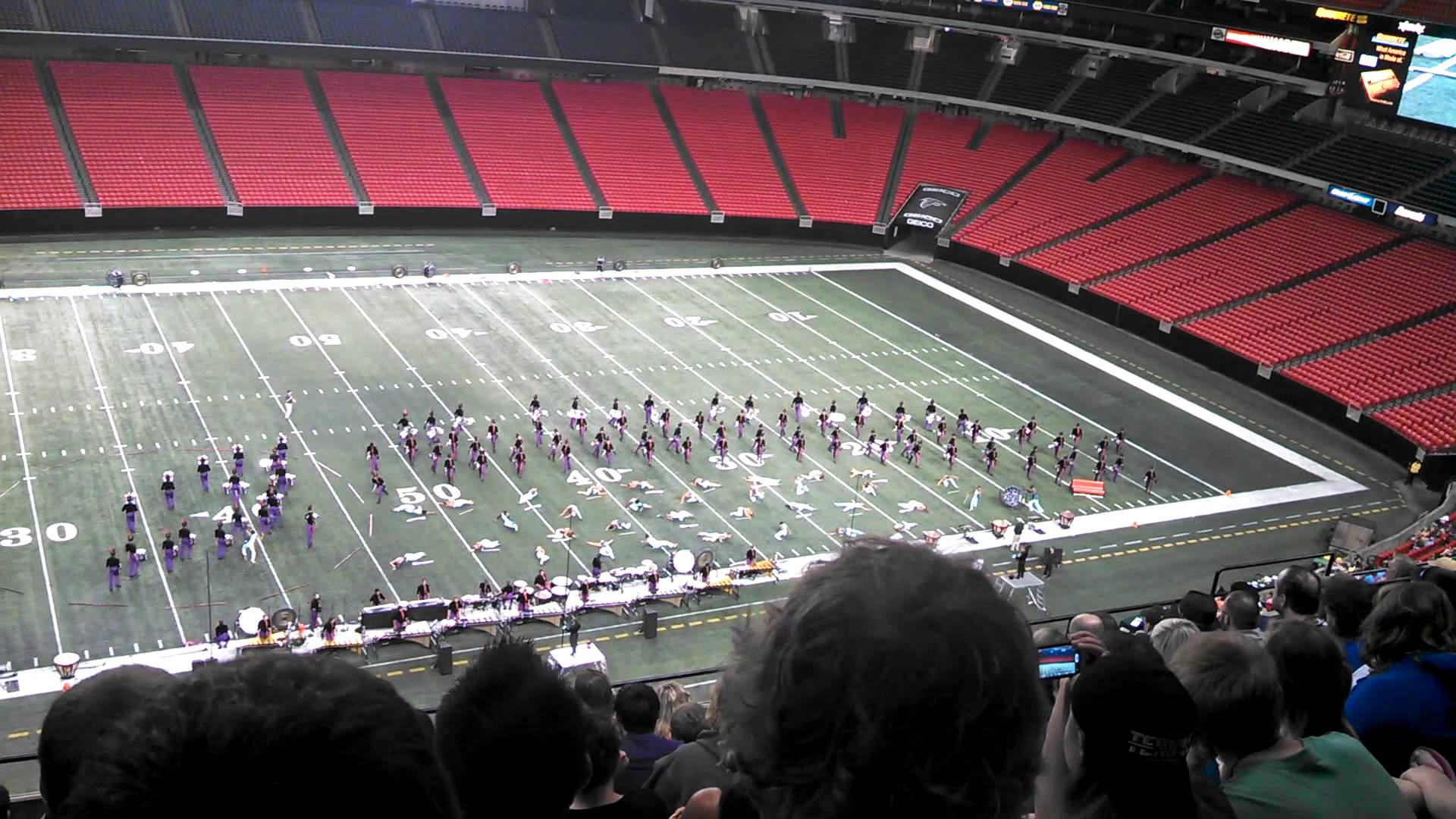 Carolina Crown 2013-DCI Atlanta