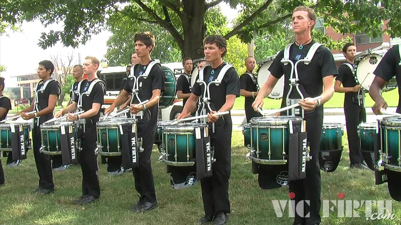 DCI 2013: Blue Knights – In The Lot, Part 1 – Finals Week!