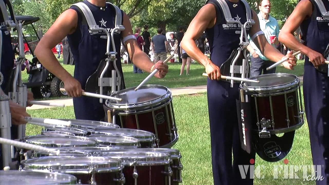 DCI 2013: Blue Stars – In The Lot, Part 2 – Finals Week!