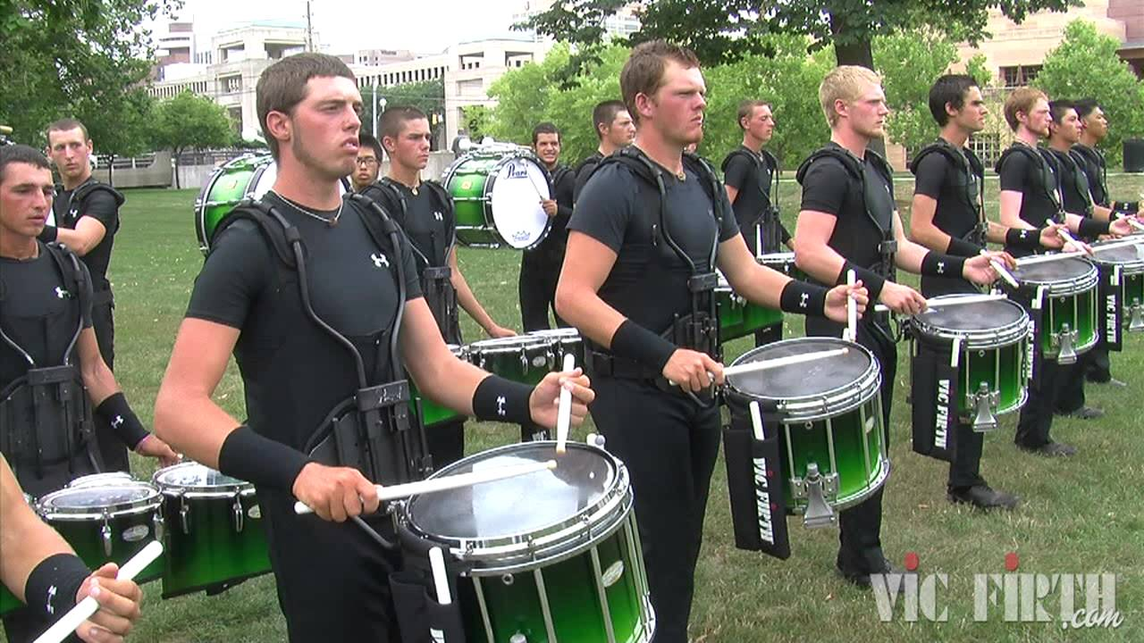 DCI 2013: Cascades – In The Lot – Finals Week!