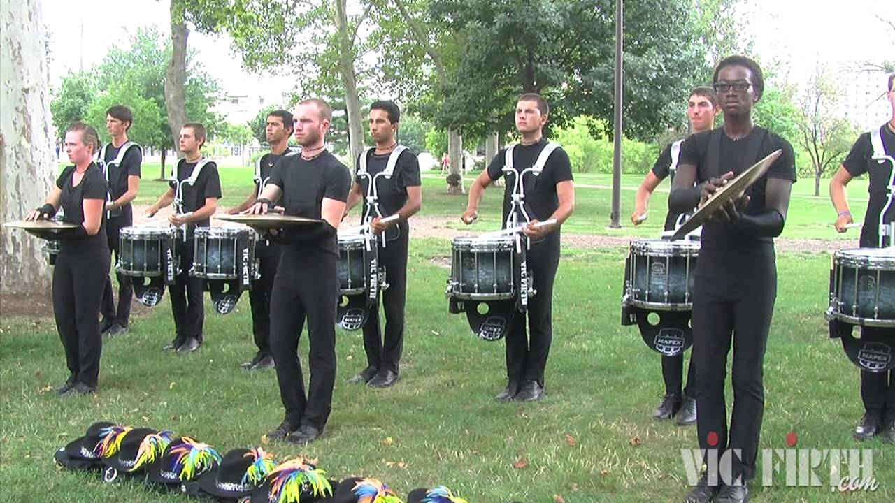 DCI 2013: Jersey Surf – In The Lot – Finals Week!