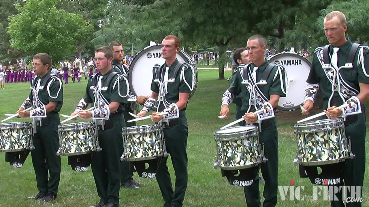 DCI 2013: Madison Scouts – In The Lot, Part 1 – Finals Week!