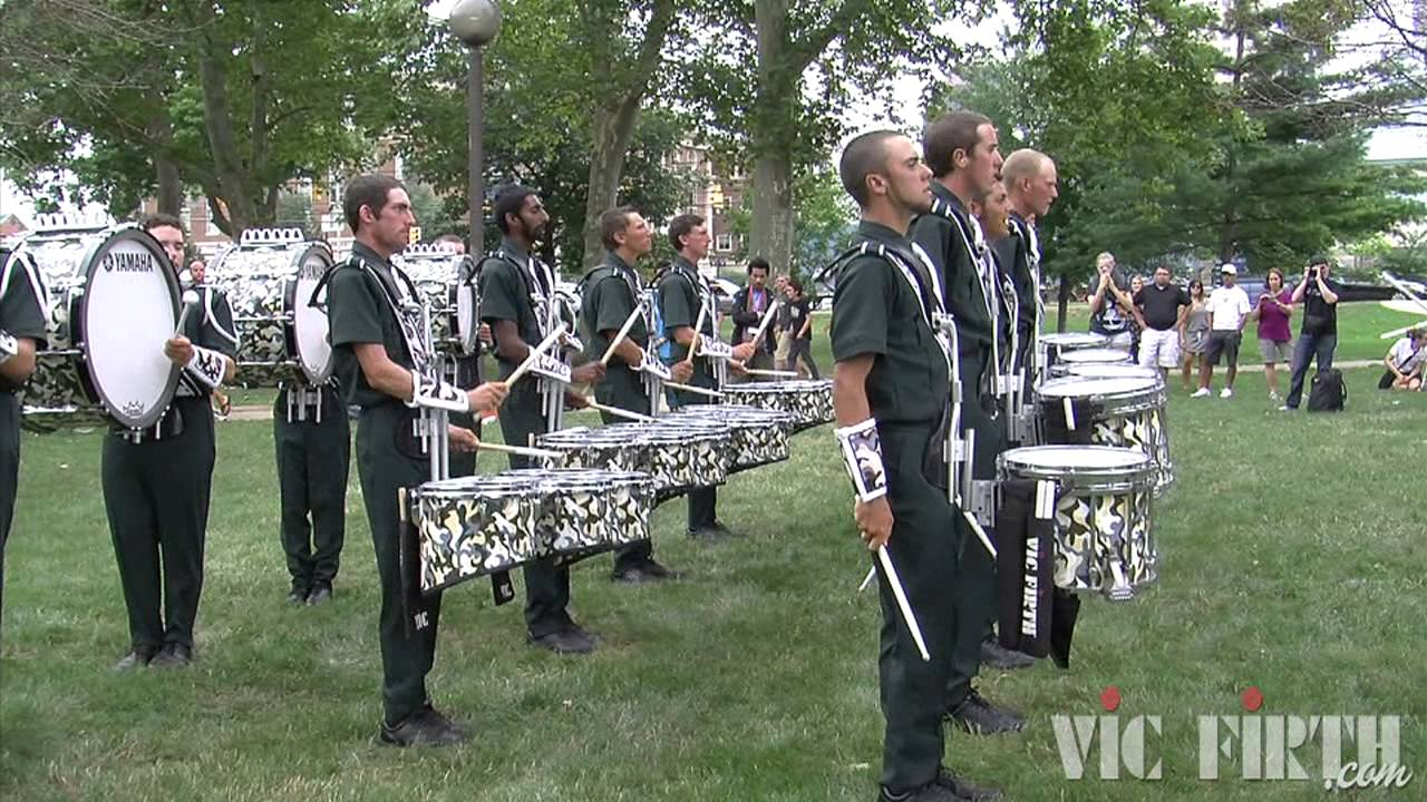 DCI 2013: Madison Scouts – In The Lot, Part 2 – Finals Week!