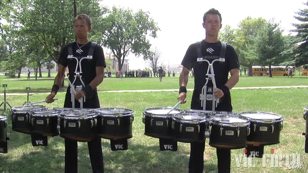 DCI 2013: Mandarins – In The Lot, Part 1 – Finals Week!