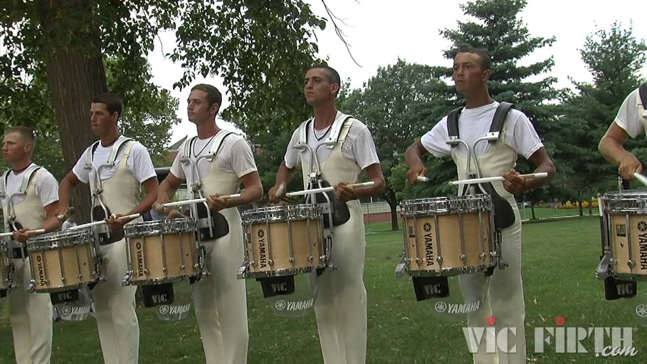DCI 2013: The Cadets – In The Lot, Part 2 – Finals Week!