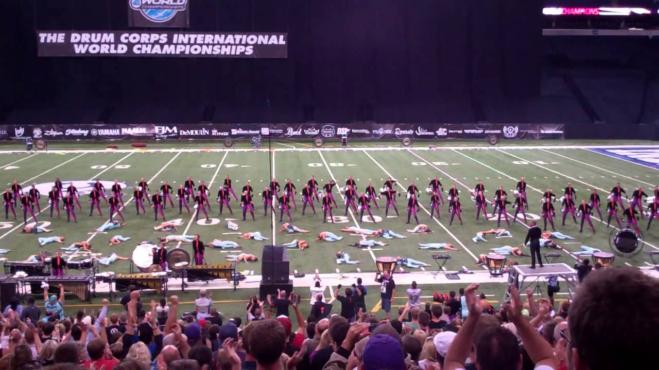 DCI 2013 World Championship Finals – Carolina Crown Encore Performance Full Show