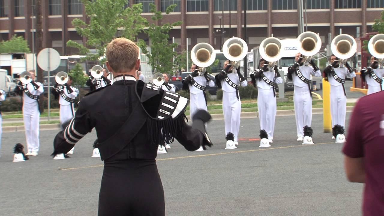 DCI In The Lot: 2013 Phantom Regiment Hornline