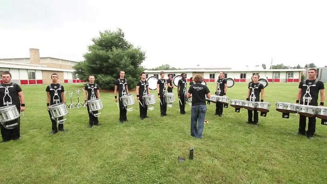 Legends Drumline 2013