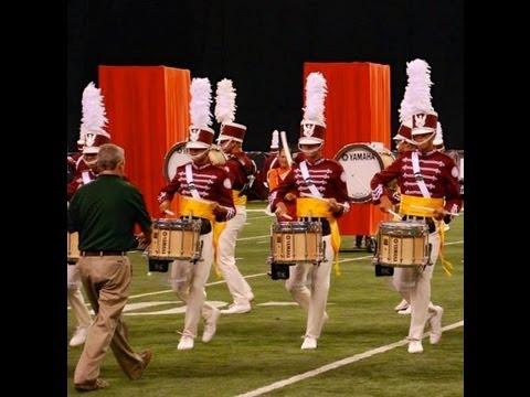 2013 Cadets Finals Drum Tape