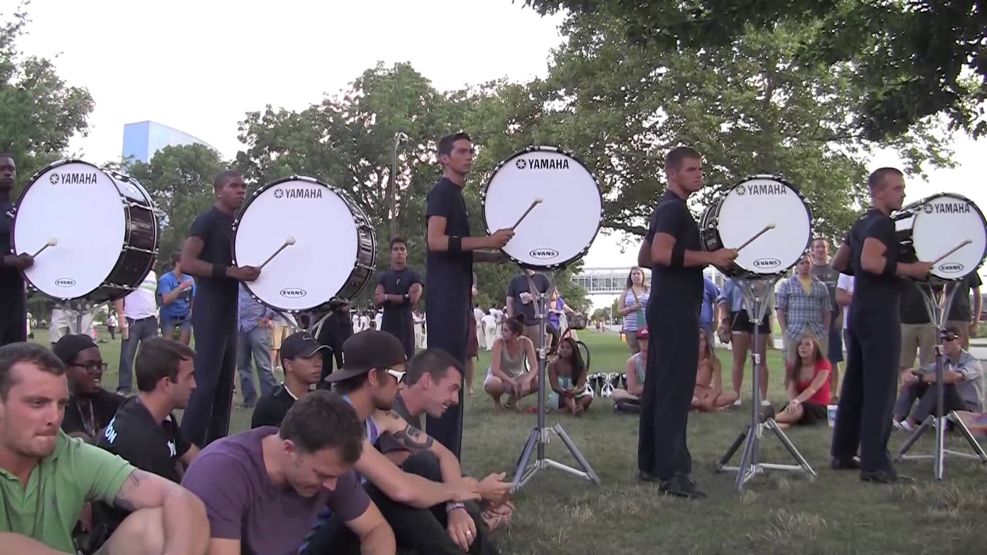 Bluecoats Drumline 2013 – Twitch (Finals)