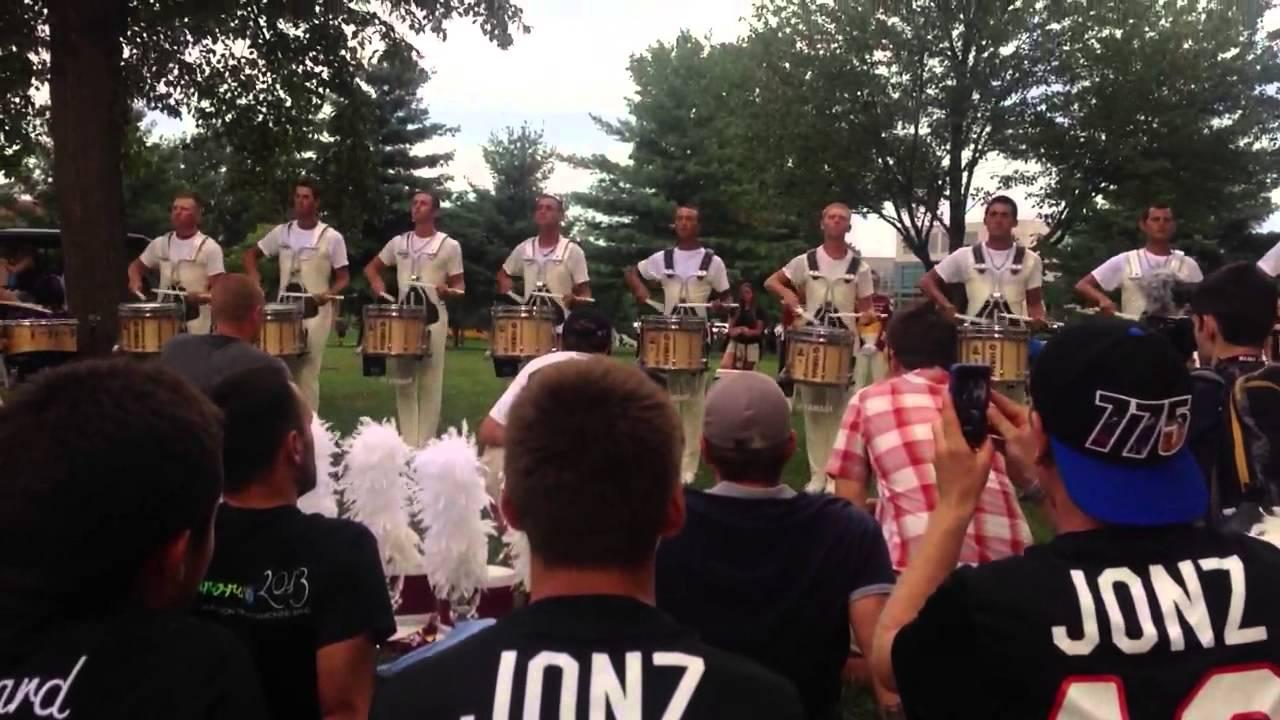 Cadets 2013 Drumline DCI Finals