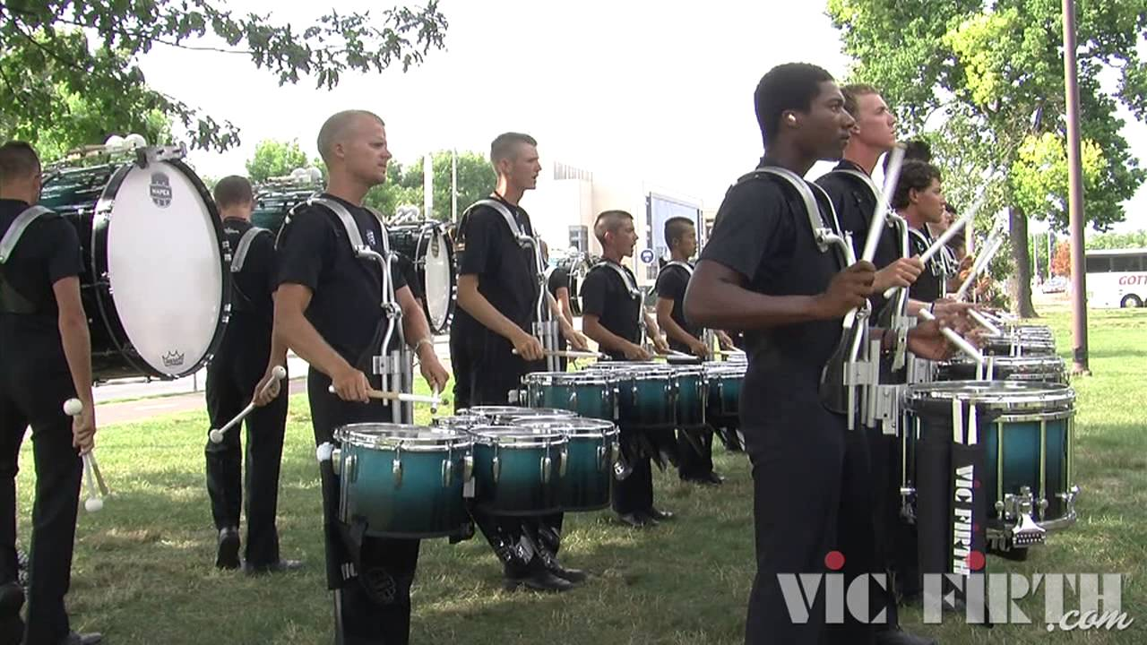 DCI 2013: Blue Knights – In The Lot, Part 2 – Finals Week!