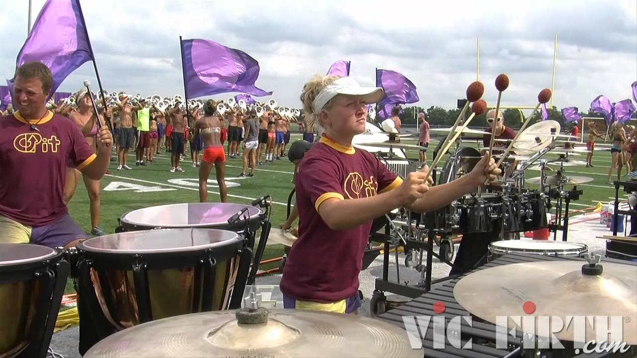 DCI 2013: Cadets, Full Corps Part 1 / Vic Firth Multi-Cam HD Footage!