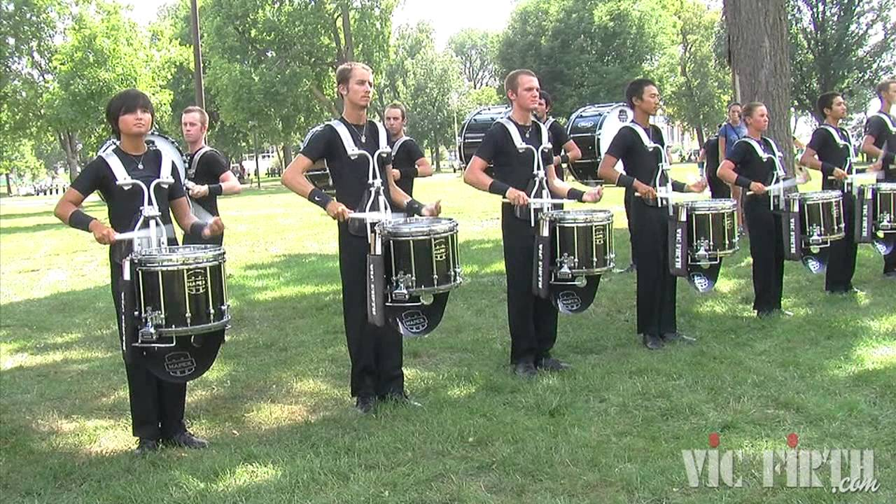 DCI 2013: Pacific Crest – In The Lot, Part 2 – Finals Week!