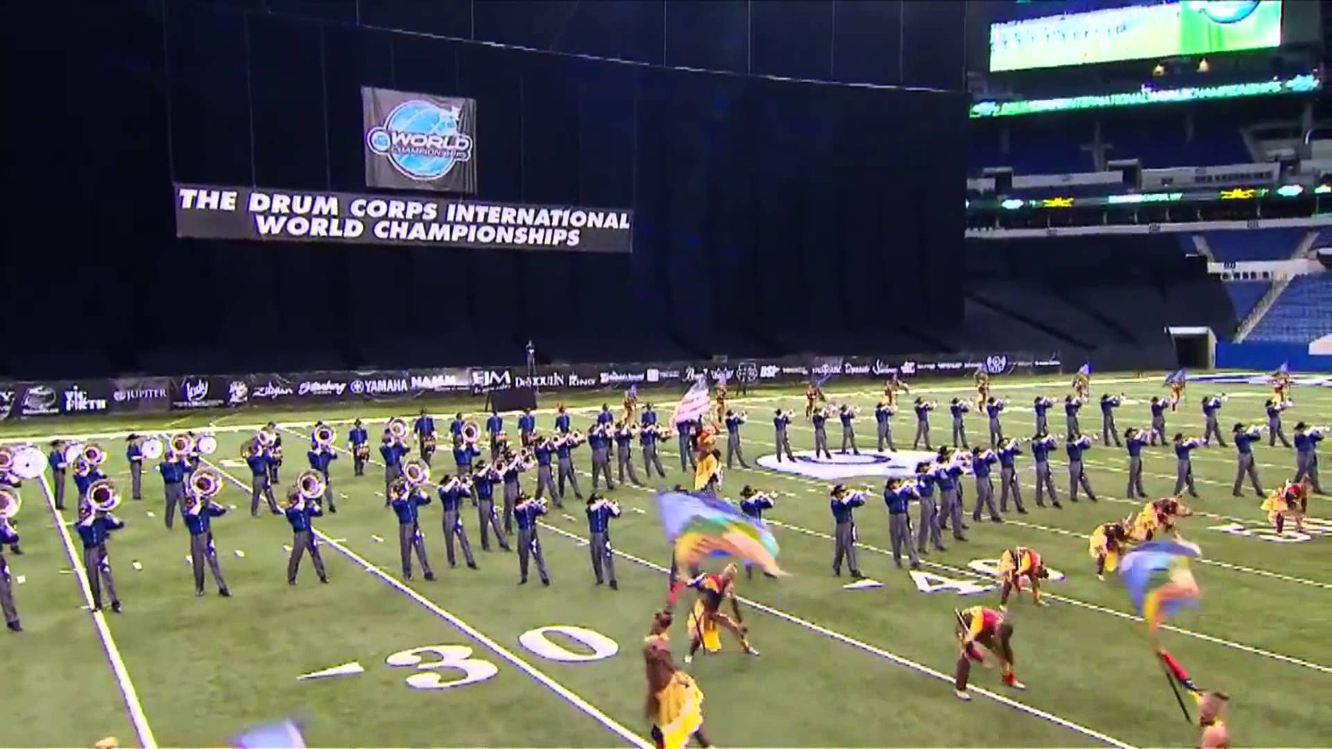 """Magnificent 11″, Troopers Drum and Bugle Corps 2013"